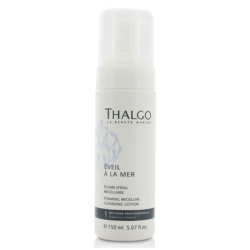 Sữa rửa mặt Thalgo Foaming Micellar Cleansing Lotion 150ml