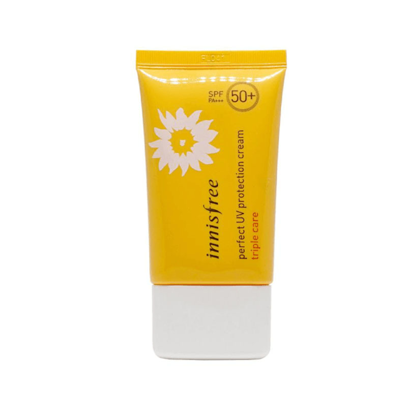 Kem chống nắng Innisfree Perfect UV Protection Triple Care (50ml)