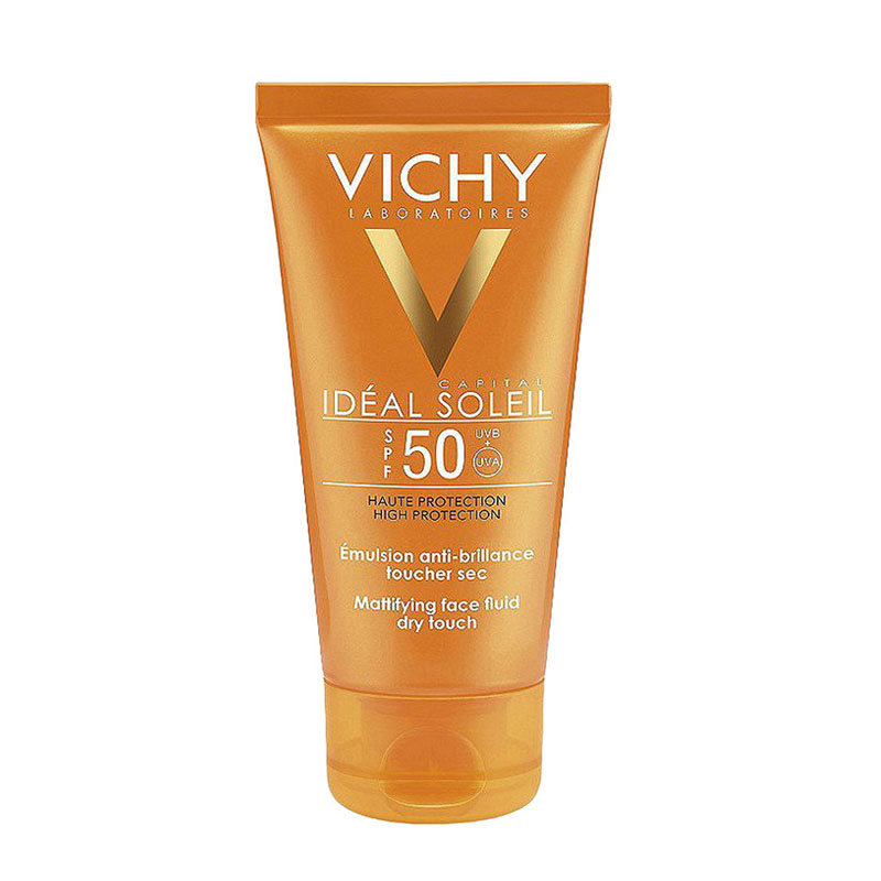 Kem chống nắng Vichy Capital Soleil SPF50 Face Dry Touch (50ml)
