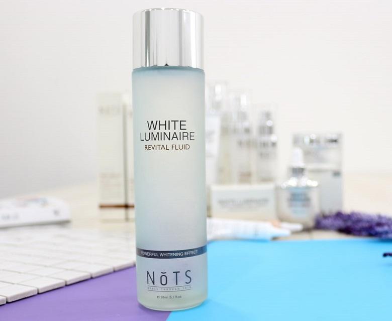 nots-white-luninaire-revital-fluid-han-quoc