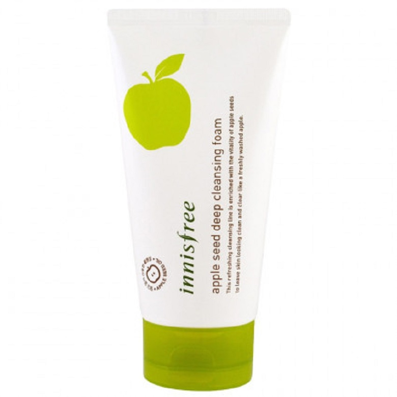 bevita-sua-rua-mat-innisfree-apple-seed-deep-cleansing-foam-150ml
