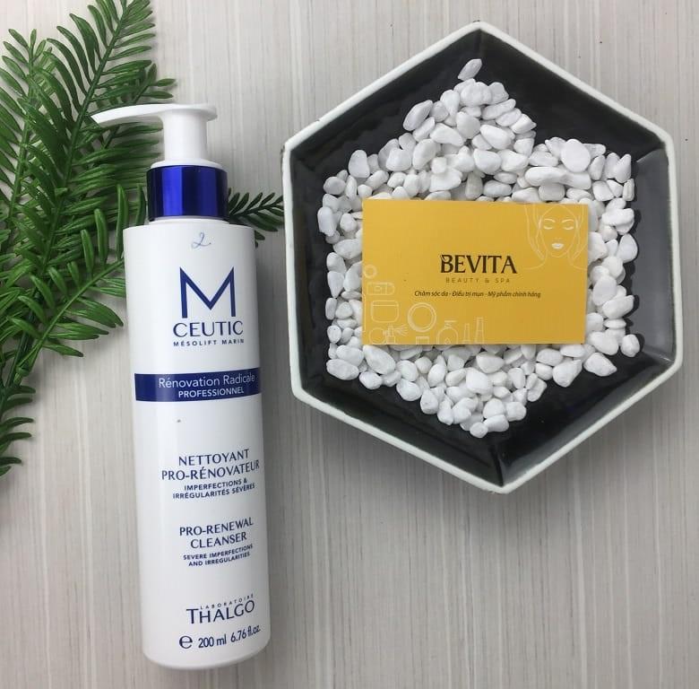 gel-rua-mat-tay-trang-Thalgo-Mceutic-Pro-Regulator-Make-Up-Remover-150ml-bevita