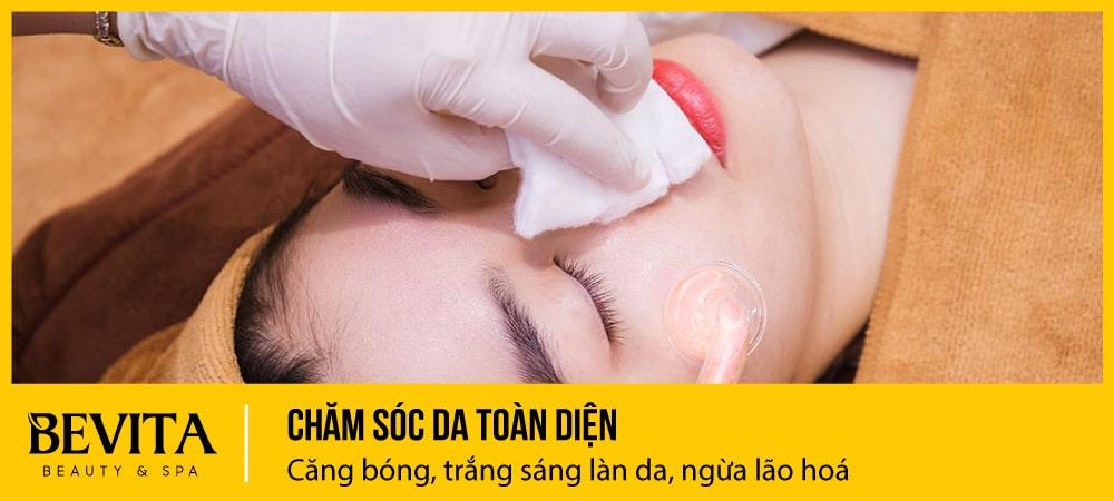 Chăm sóc da: Căng bóng, trắng sáng làn da, ngừa lão hoá