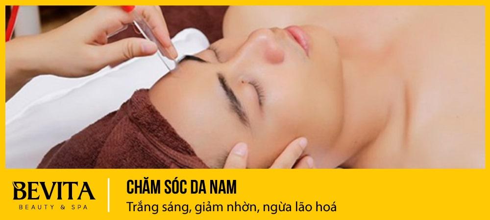 Chăm sóc da nam: Trắng sáng, giảm nhờn, ngừa lão hoá