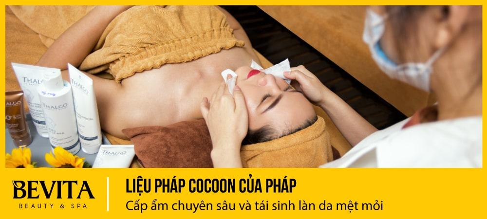 Cocoon: Liệu pháp cấp ẩm chuyên sâu và tái sinh làn da mệt mỏi