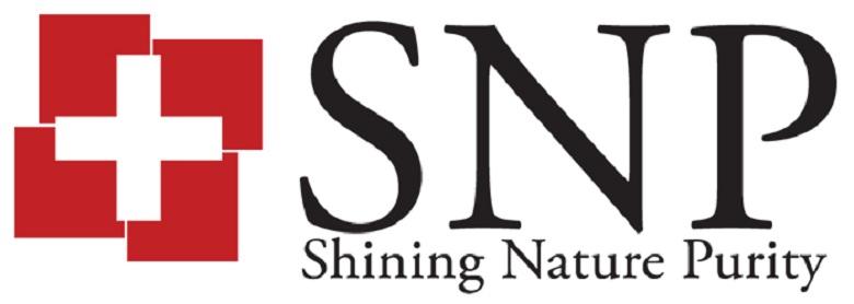 Logo của dược mỹ phẩm SNP