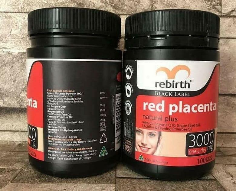 vien-uong-nhau-thai-cuu-Rebirth-Black-Label-Red-Placenta-3000mg-bevita-1
