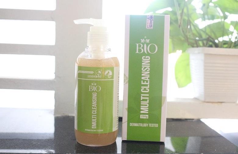 Sữa rửa mặt Geneworld Bio Multi Cleansing