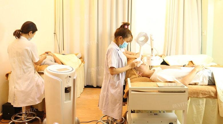 Bevita spa trị mụn uy tín tại Gò Vấp TP.HCM