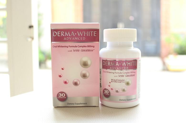 Viên uống trắng da Derma One White Skin 30 viên