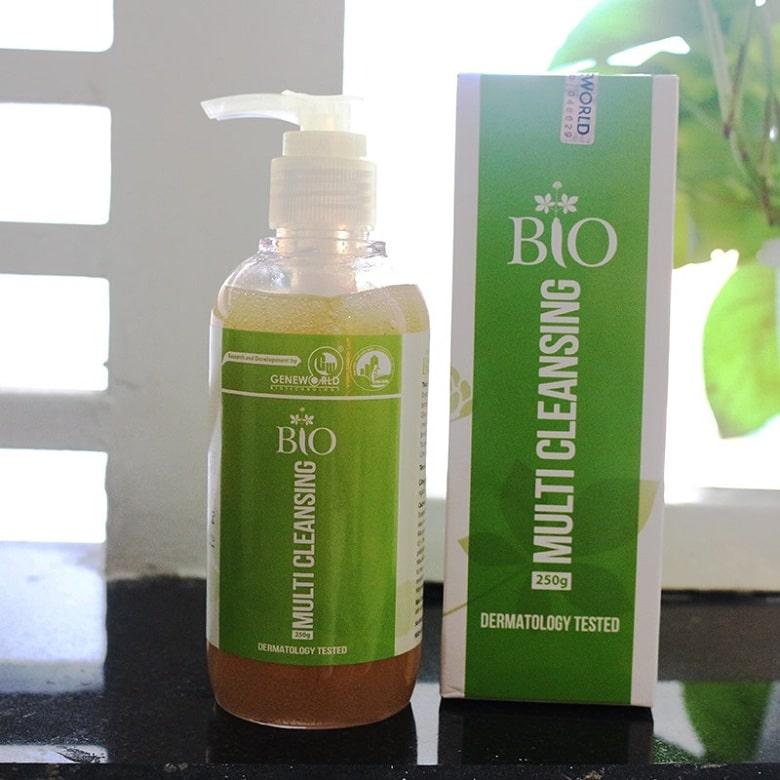 Sữa rửa mặt Bio Multi Cleansing 250g Bevita