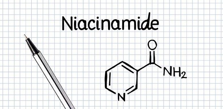 Thành phần Niaciamide