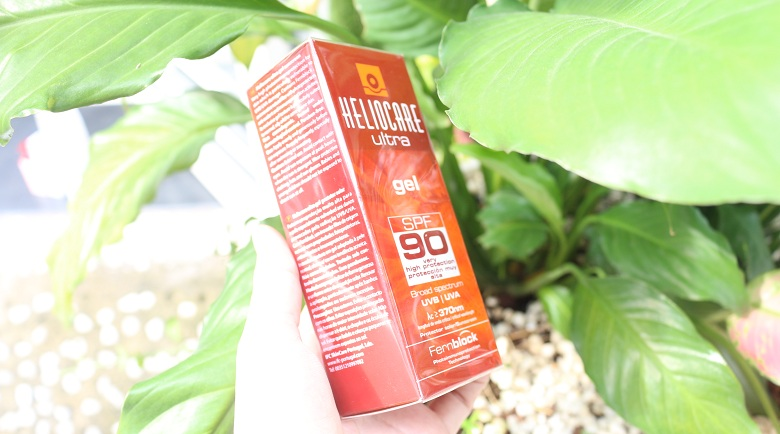 Gel chống nắng Heliocare Ultra Gel SPF90