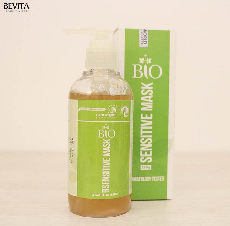 Mặt nạ thải độc cho da nhạy cảm Bio Sensitive Mask 250gr