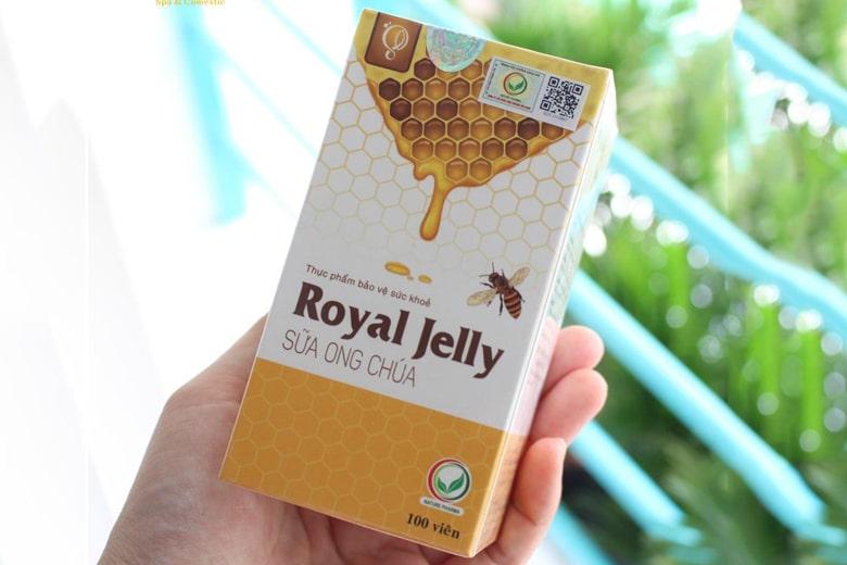 Viên sữa ong chúa Schon Royal Jelly 100 viên