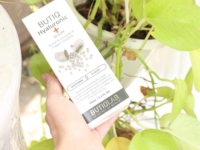 Serum dưỡng ẩm Butiqlab HA tại Bevita