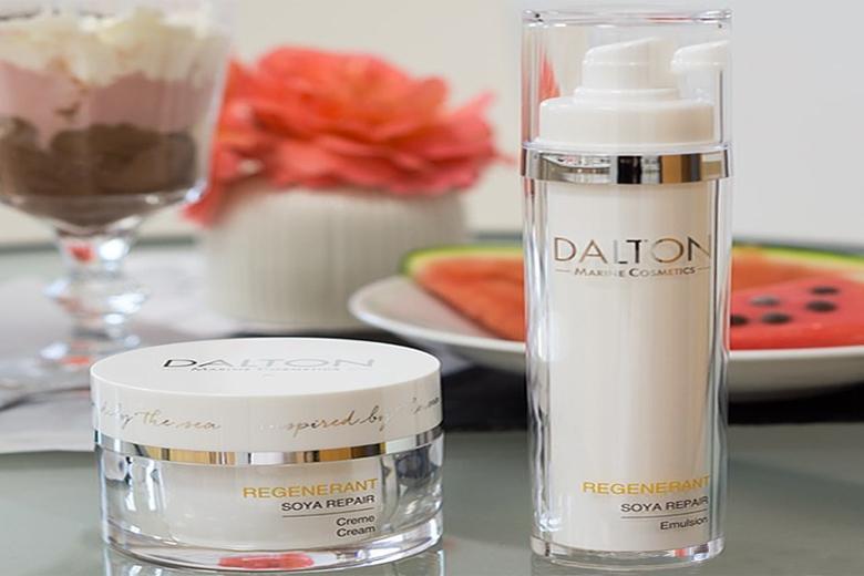 Công dụng kem chông lão hóa Dalton Regenerant Soya Repair Cream 50ml