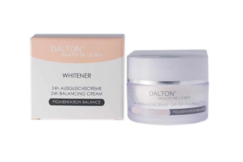 Công dụng kem dưỡng trắng da Dalton Whitener 24h Balancing Cream 50ml