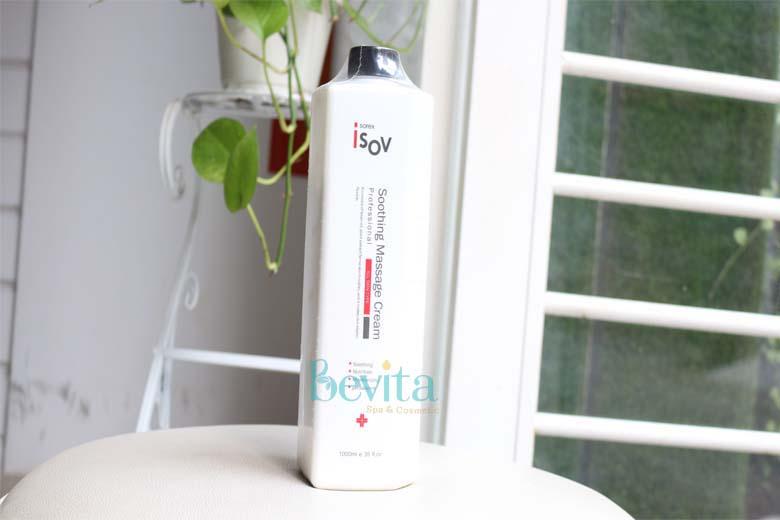 Công dụng kem massage pH Balance Soothing Massage Cream 1000ml