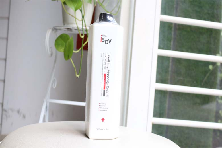 Công dụng Kem Massage pH Balance Smoothing Massage Cream 1000ml