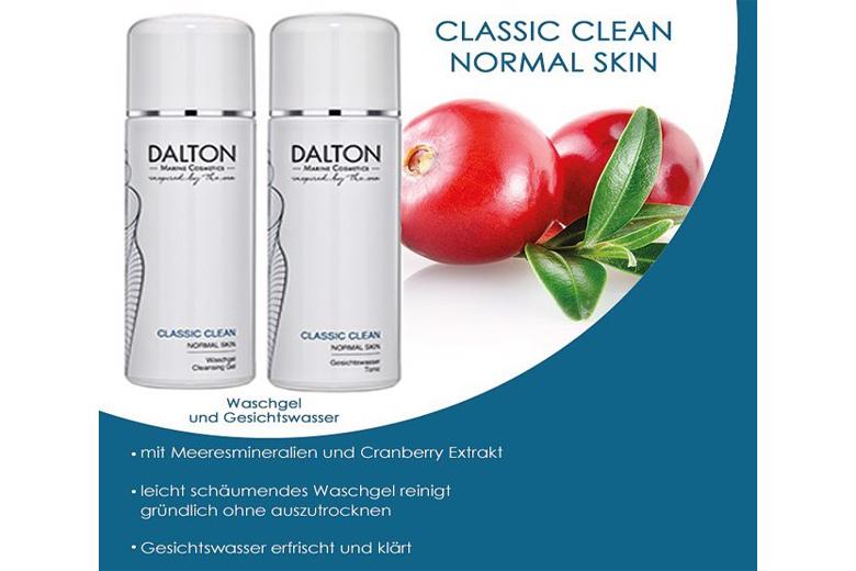 Công dụng nước hoa hồng cao cấp dành cho da thường Dalton Classic Clean Normal Skin Tonic Lotion 200ml