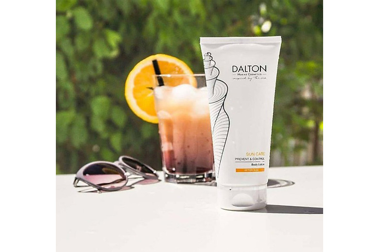 Công dụng sữa phục hồi da sau đi nắng Dalton Sun Care After Sun Body Lotion 200ml