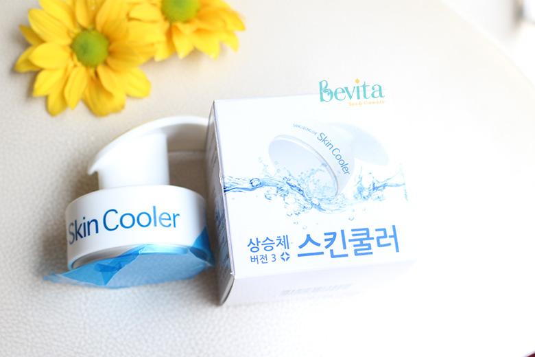 Công dụng Isov Skin Cooler