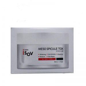 Kem vi kim sinh học Isov Meso Spicule Tox Cream 50ml
