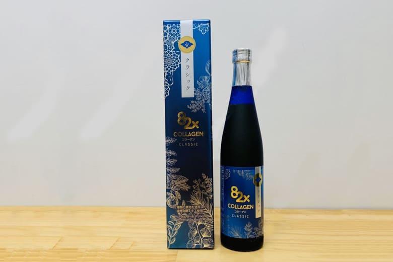 Nước uống đẹp da 82x Collagen Classic 120000mg 500ml