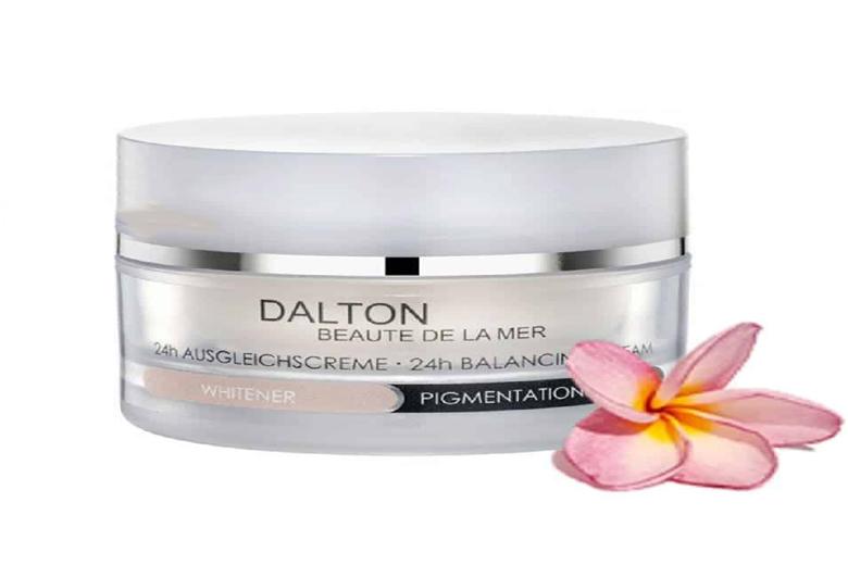 Tác dụng kem dưỡng trắng da Dalton Whitener 24h Balancing Cream 50ml