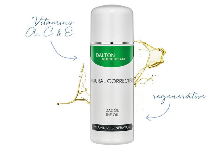 Tác dụng tinh chất tái tạo da tổn thương Dalton Natural Correcteur Recovery Serum 30ml
