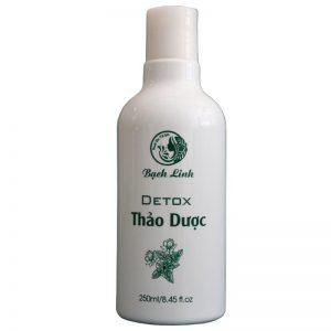 Tẩy da chết Bạch Linh Detox Thảo Dược 250ml