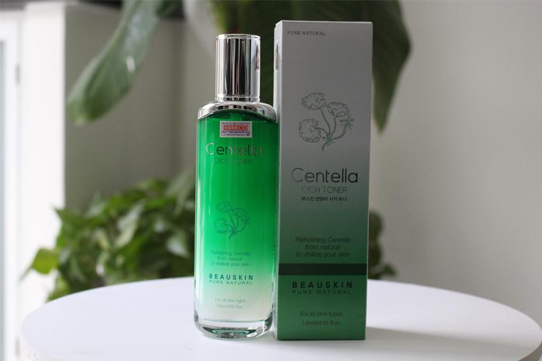 Công dụng nước hoa hồng Beauskin Centella Cica Toner 120ml
