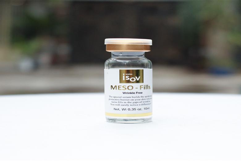 Công dụng serum dưỡng tái tạo Collagen Isov Meso Fills 10ml
