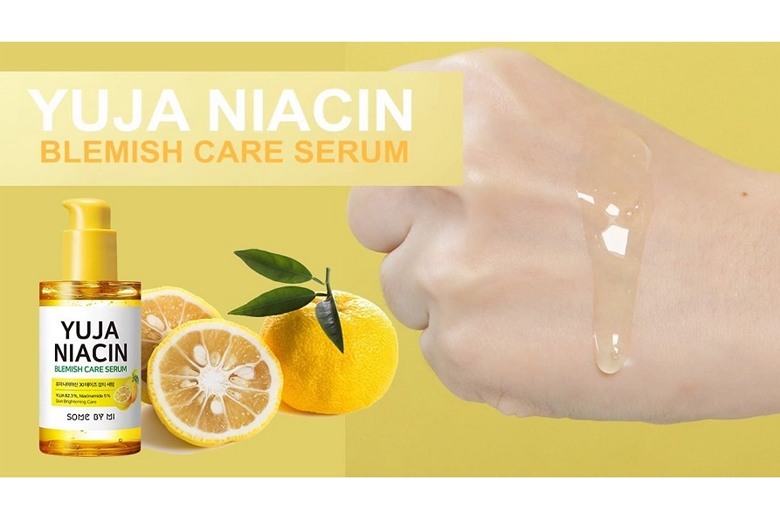 Công dụng tinh chất dưỡng trắng da Some By Mi Yuja Niacin Blemish Care Serum 50ml