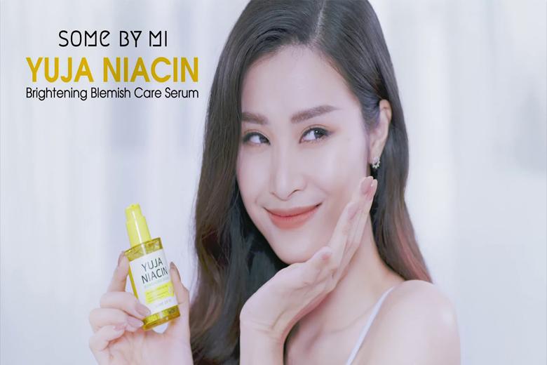 Tác dụng tinh chất dưỡng trắng da Some By Mi Yuja Niacin Blemish Care Serum 50ml