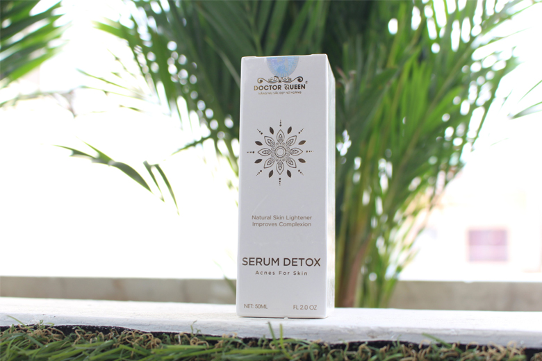 Tinh chất trị mụn Doctor Queen Serum Detox Acnes For Skin