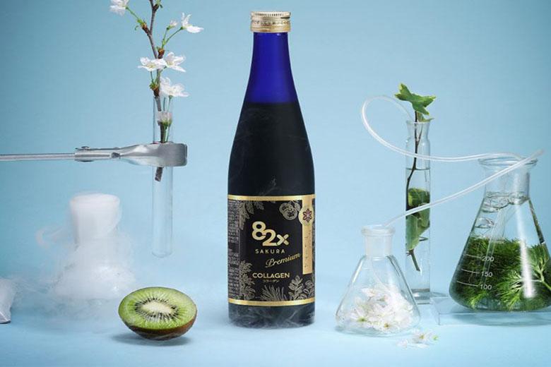 Nước uống 82x Collagen Sakura Premium