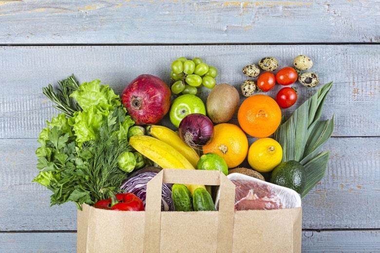 Thực phẩm dinh dưỡng chống lão hóa da