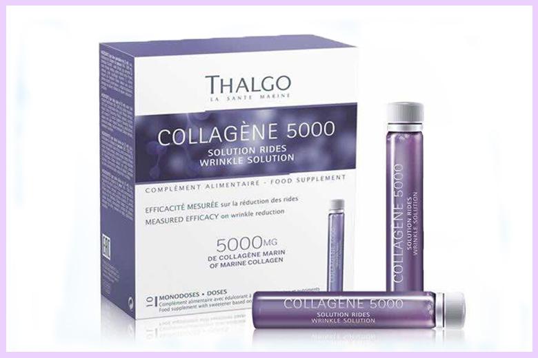 Uống bổ sung collagen