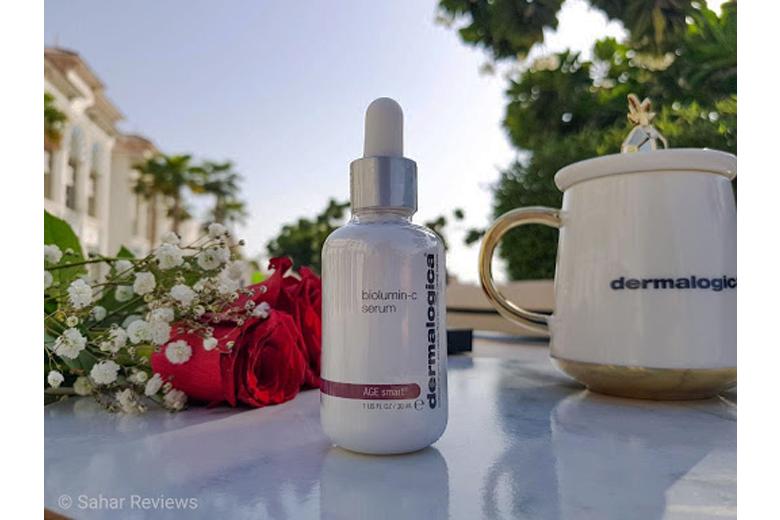 Công dụng serum dưỡng sáng và giảm nếp nhăn Dermalogica BioLumin-C Serum 30ml