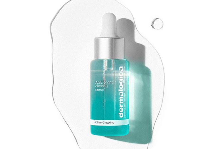 Công dụng tinh chất trị mụn Dermalogica Age Bright Clearing Serum 30ml