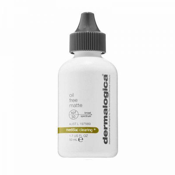 Kem chống nắng cho da dầu mụn Dermalogica Oil Free Matte SPF30 50ml