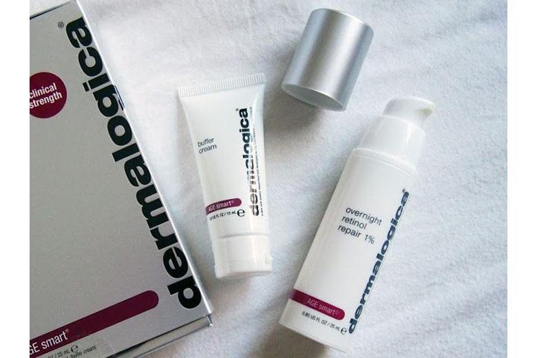 Tác dụng kem chống lão hóa Dermalogica Overnight Retinol Repair 1% 25ml