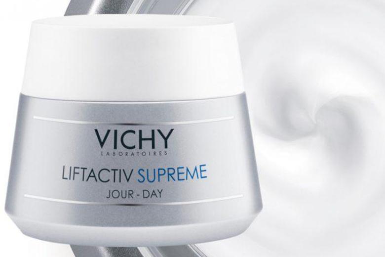 Công dụng kem dưỡng da ban ngày ngăn ngừa lão hóa Vichy Liftactiv Supreme 50ml
