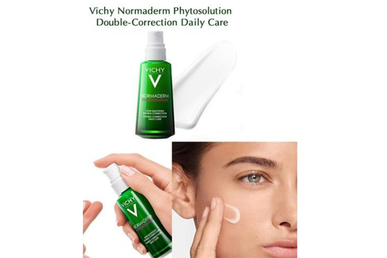 Công dụng kem dưỡng Vichy Normaderm Phytosolution Double Correction Daily Care 50ml