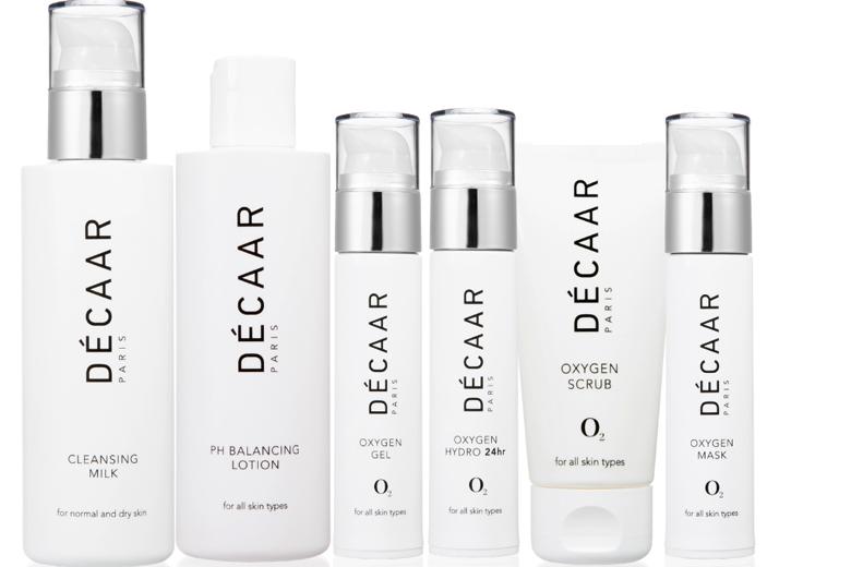 Công dụng mặt nạ oxy làm dịu da Decaar Oxygen Mask 50ml