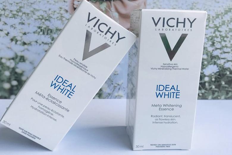 Công dụng Vichy Ideal White Meta Whitening Essence 30ml