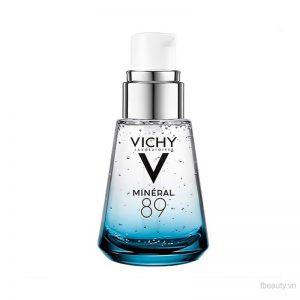 Dưỡng chất khoáng cô đăc Vichy Mineral 89 Fortifying Daily Booster 30ml