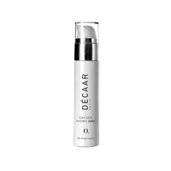 Kem dưỡng ẩm Decaar Oxygen Hydro 24hr Cream 50ml